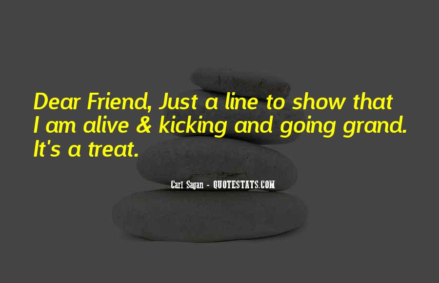 One Line Best Friend Quotes #732846