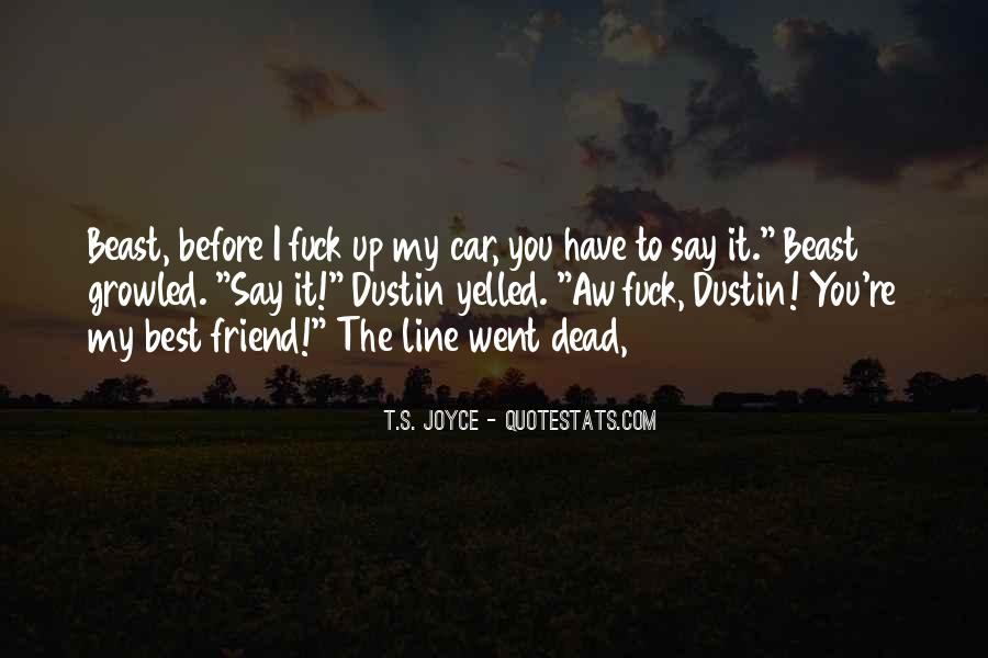 One Line Best Friend Quotes #768539