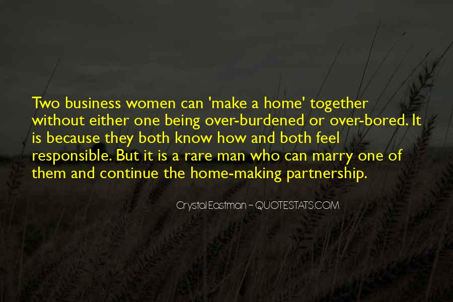 One Man Business Quotes #1101083