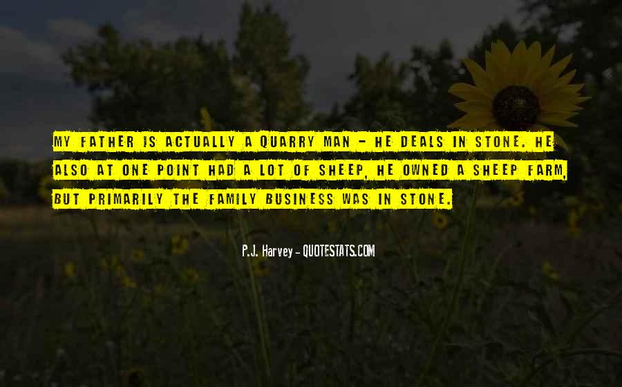 One Man Business Quotes #125567
