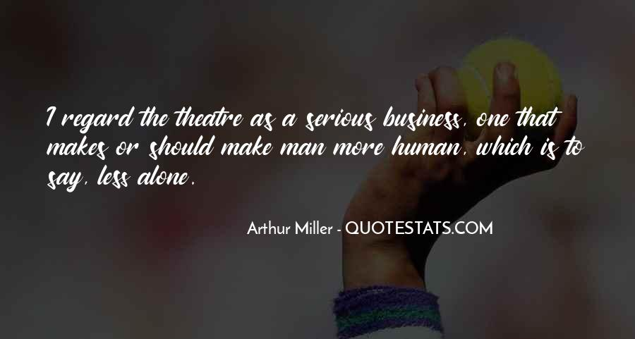 One Man Business Quotes #1380354