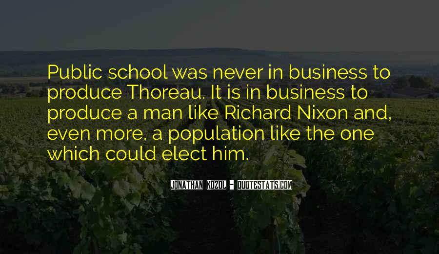 One Man Business Quotes #1830497