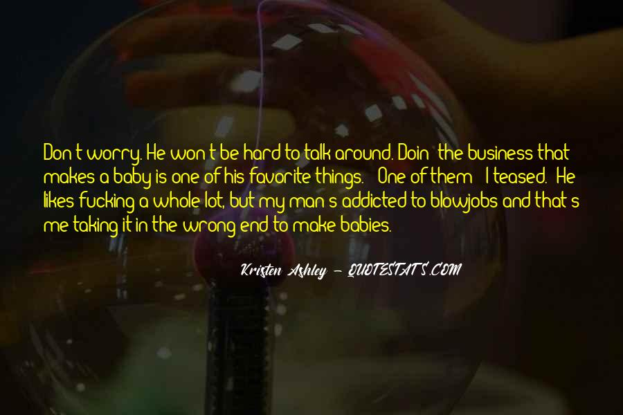 One Man Business Quotes #66241