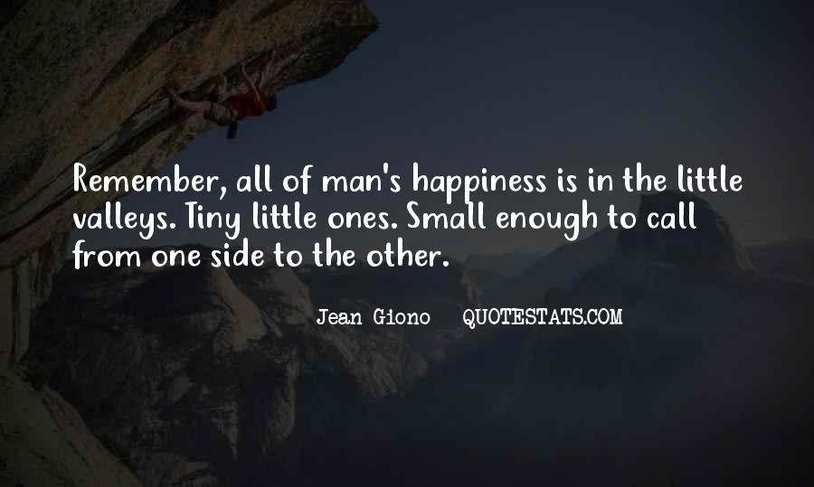 One Man Is Enough Quotes #1003749