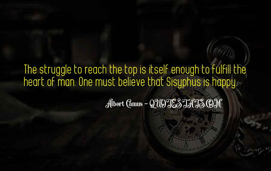 One Man Is Enough Quotes #32974