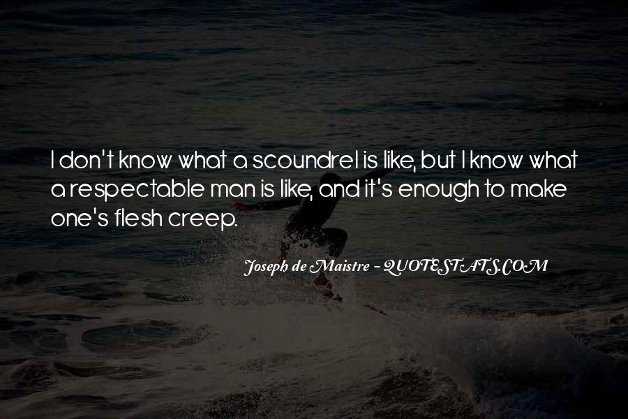 One Man Is Enough Quotes #493291