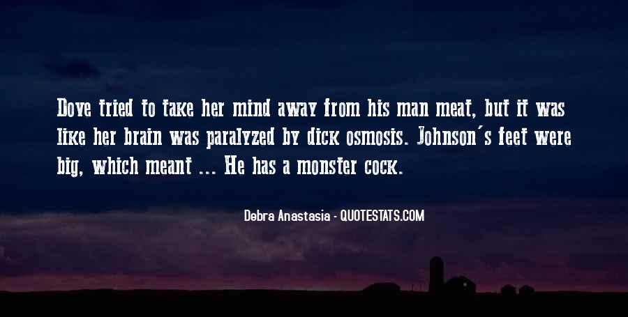 One Man's Meat Quotes #235490