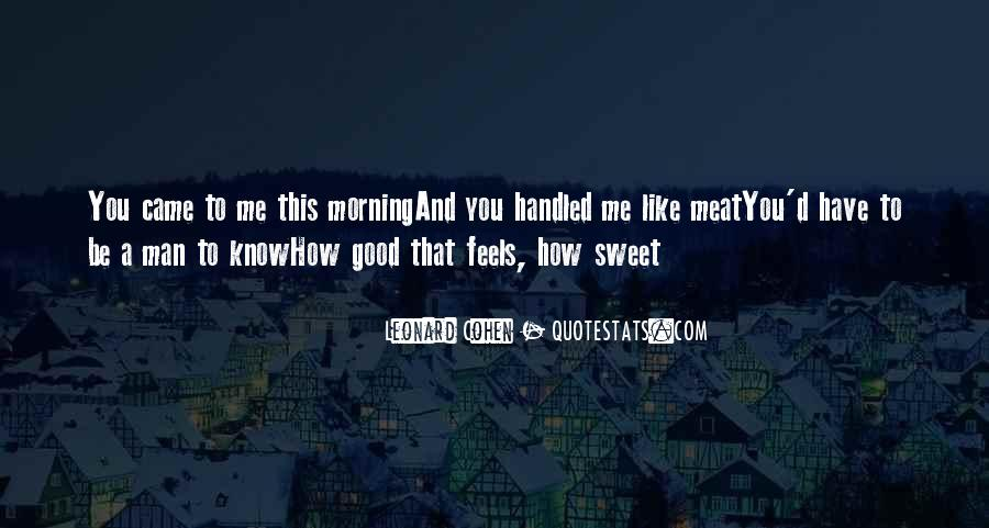 One Man's Meat Quotes #465872