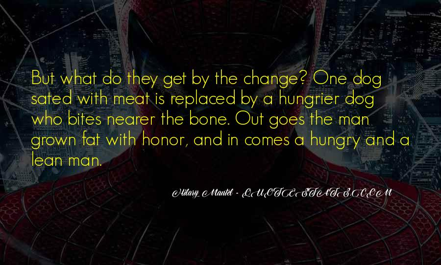 One Man's Meat Quotes #86913