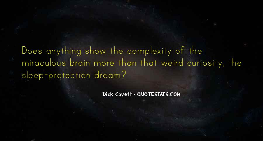 Quotes About Brain Complexity #130905