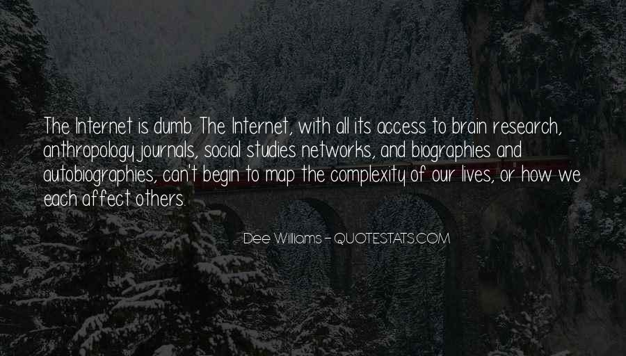 Quotes About Brain Complexity #466770