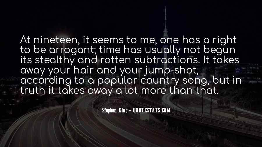 One More Shot Quotes #1215615