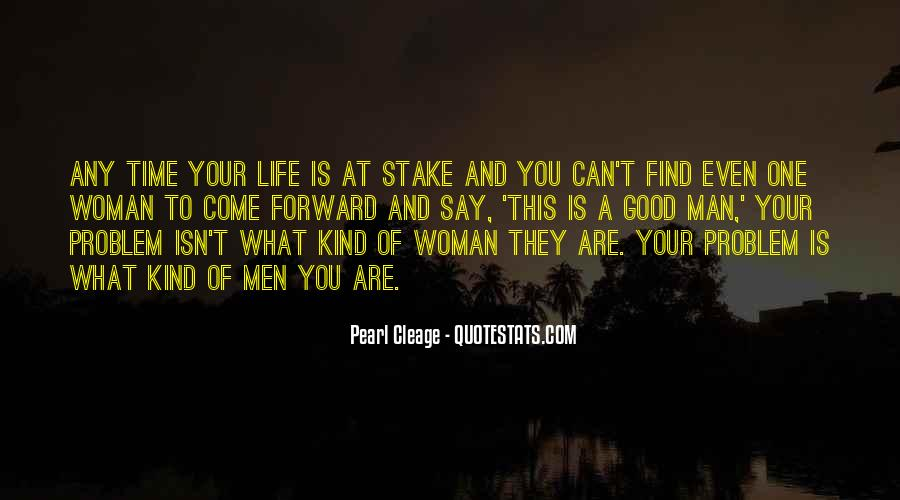 One Of A Kind Man Quotes #1013934
