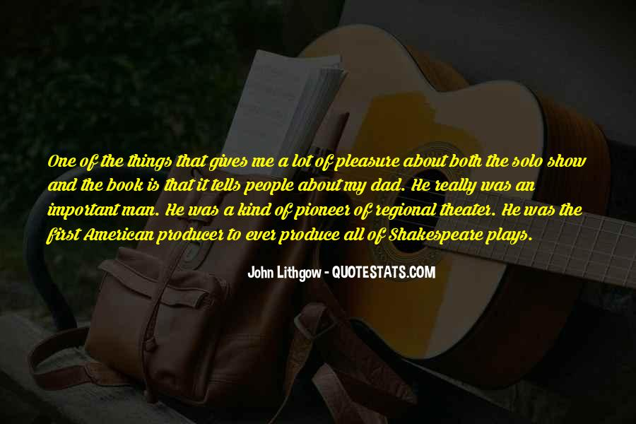 One Of A Kind Man Quotes #1196124