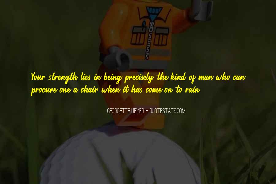 One Of A Kind Man Quotes #408320