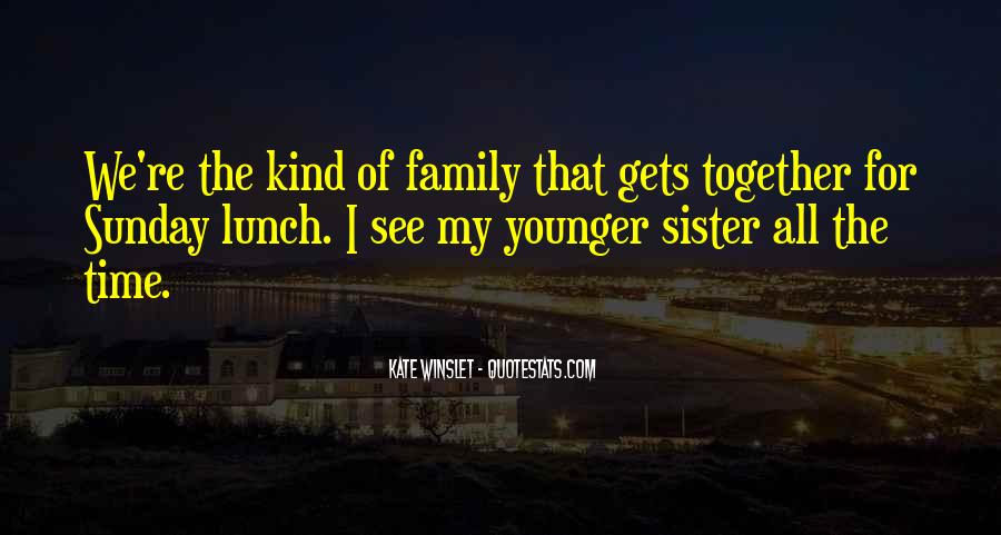 One Of A Kind Sister Quotes #136336