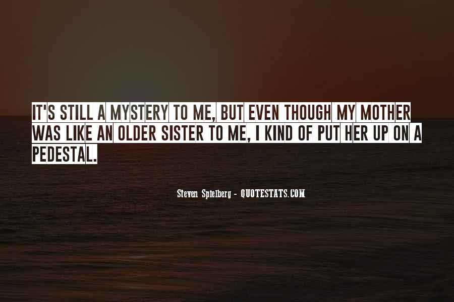 One Of A Kind Sister Quotes #782473