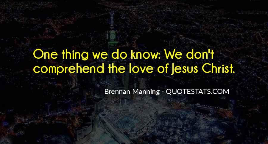 One Of Jesus Quotes #151231