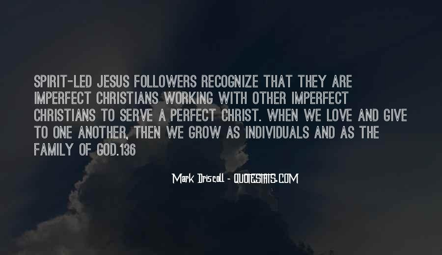One Of Jesus Quotes #5442