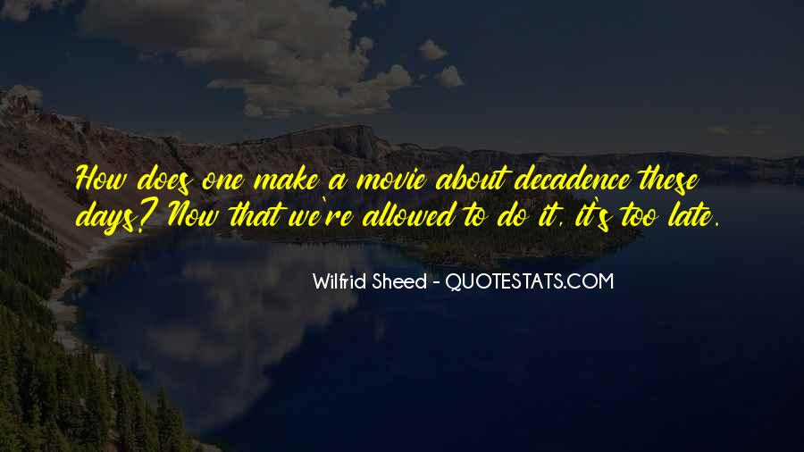 One Of These Days Movie Quotes #162735