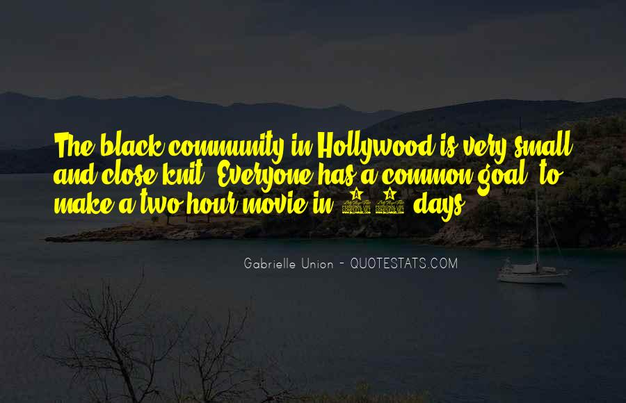One Of These Days Movie Quotes #324793