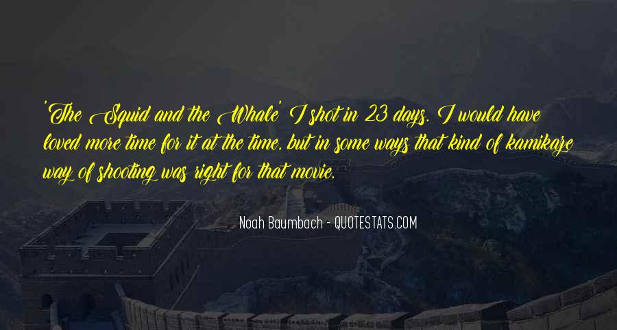 One Of These Days Movie Quotes #81331