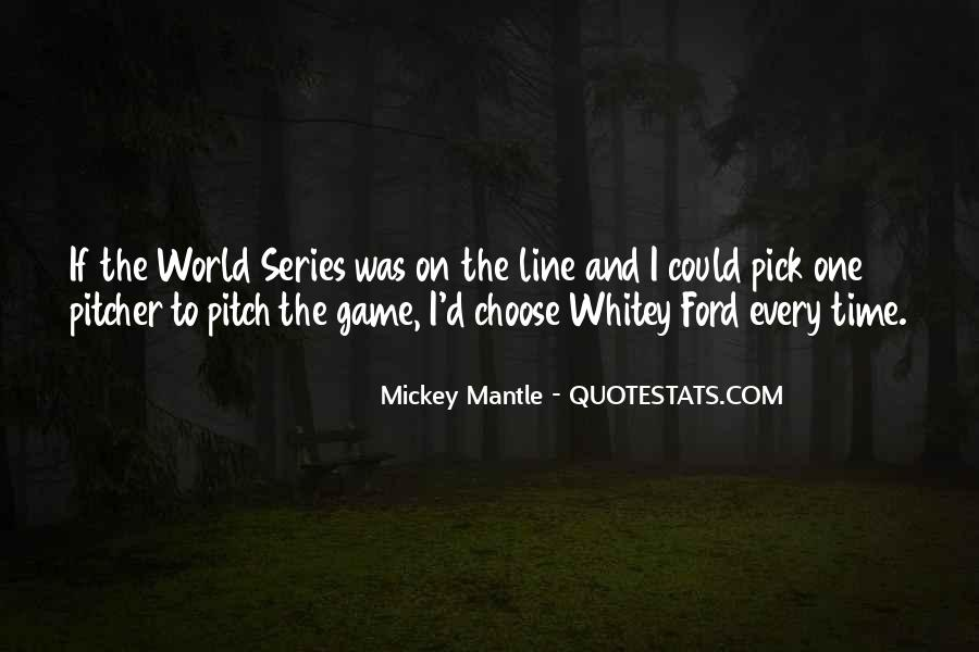 One Pitch At A Time Quotes #194920