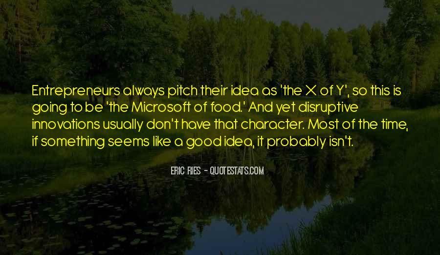 One Pitch At A Time Quotes #393921