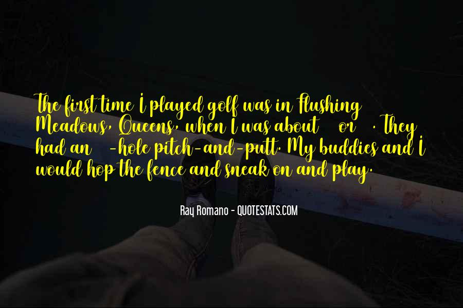 One Pitch At A Time Quotes #73129