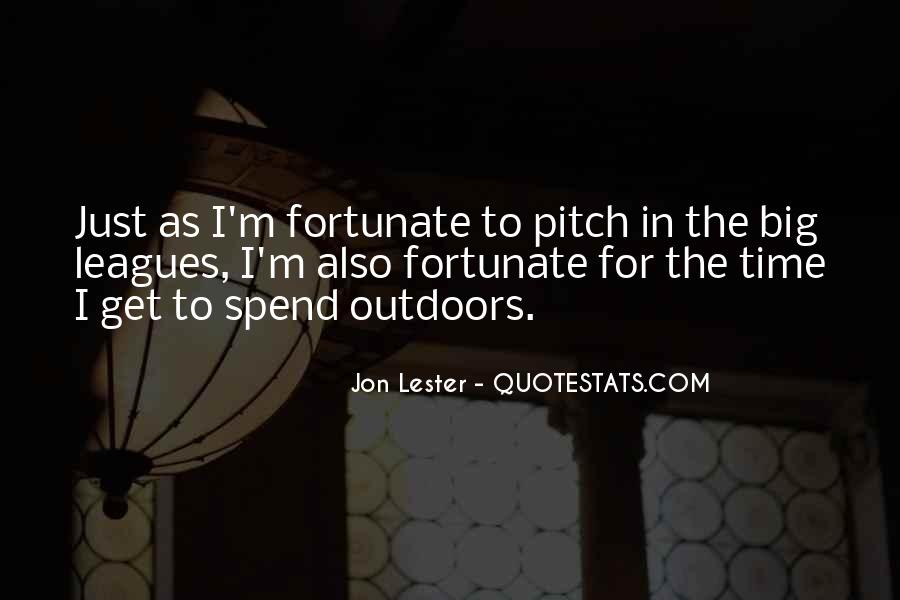 One Pitch At A Time Quotes #822678