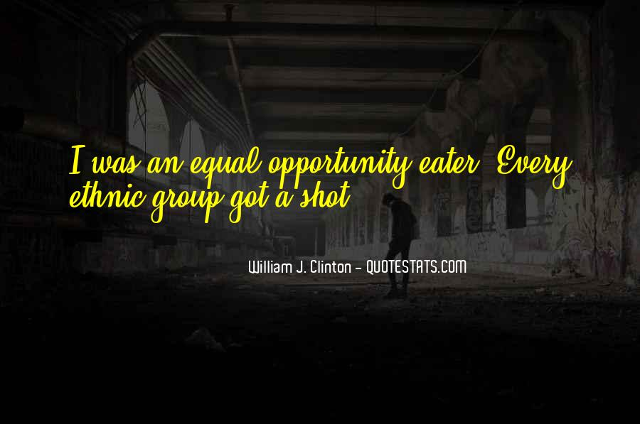 One Shot Opportunity Quotes #600583