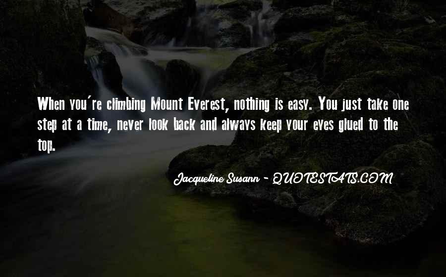 One Step Back Quotes #1361063