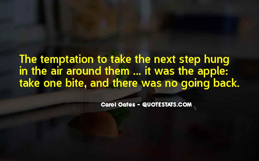 One Step Back Quotes #1662858