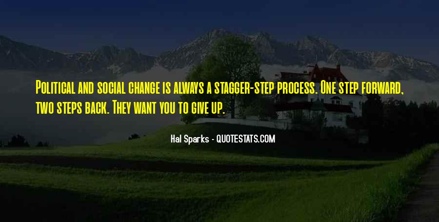 One Step Back Quotes #439112