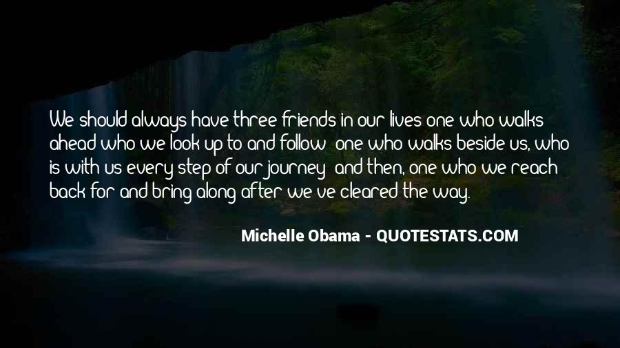 One Step Back Quotes #562457
