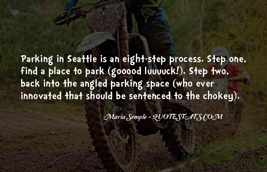 One Step Back Quotes #633029