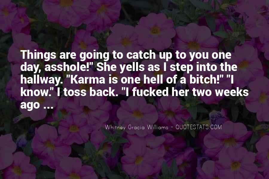 One Step Back Quotes #922387