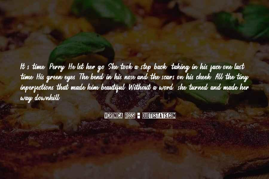 One Step Back Quotes #990407