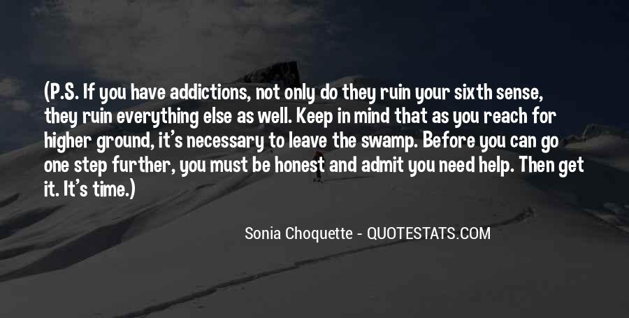 One Step Further Quotes #1337270