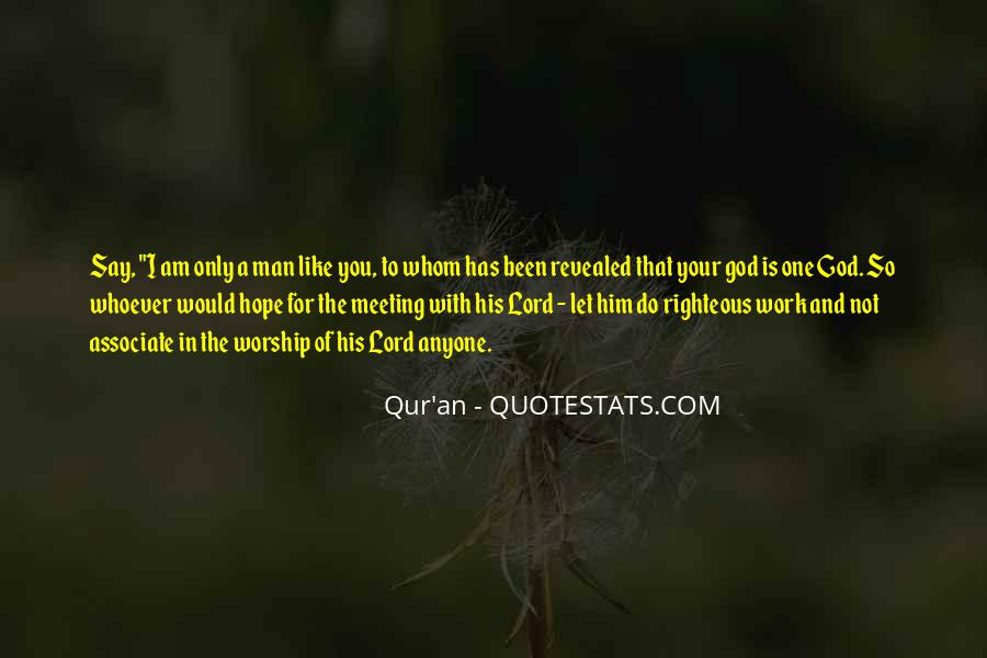 One To One Meeting Quotes #1279164