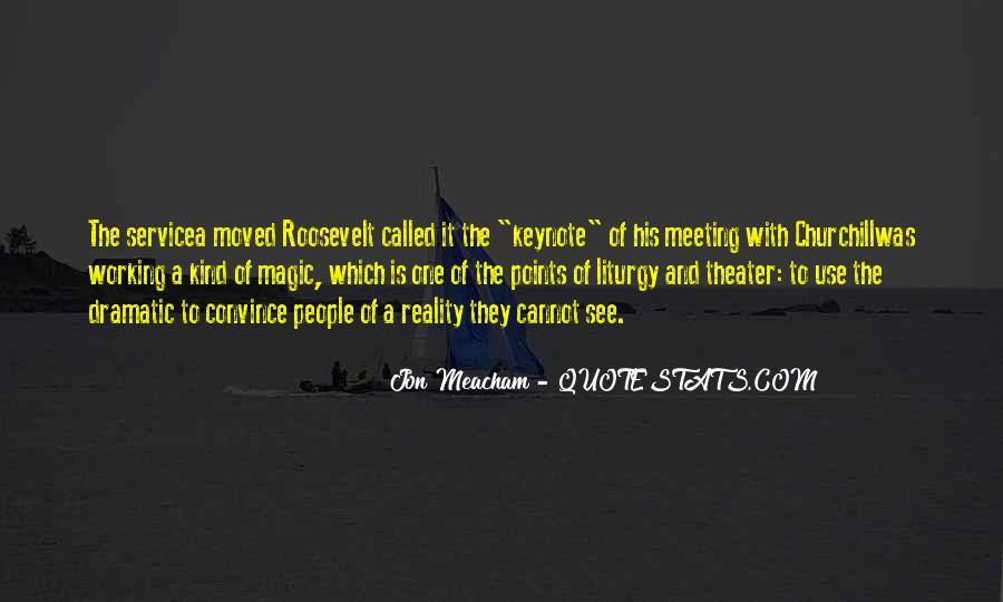 One To One Meeting Quotes #292464