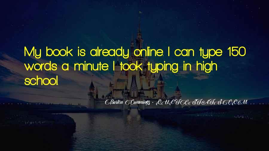 Online High School Quotes #1735599