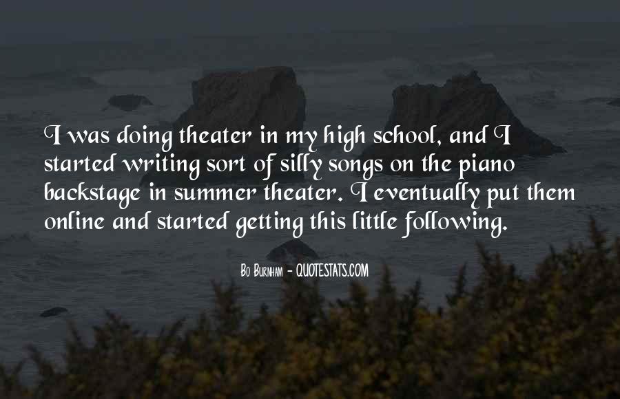 Online High School Quotes #587910