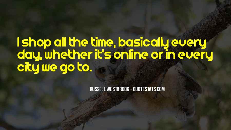 Online Shops Quotes #203457