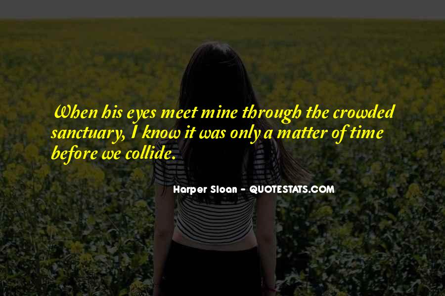 Only A Matter Of Time Quotes #523798