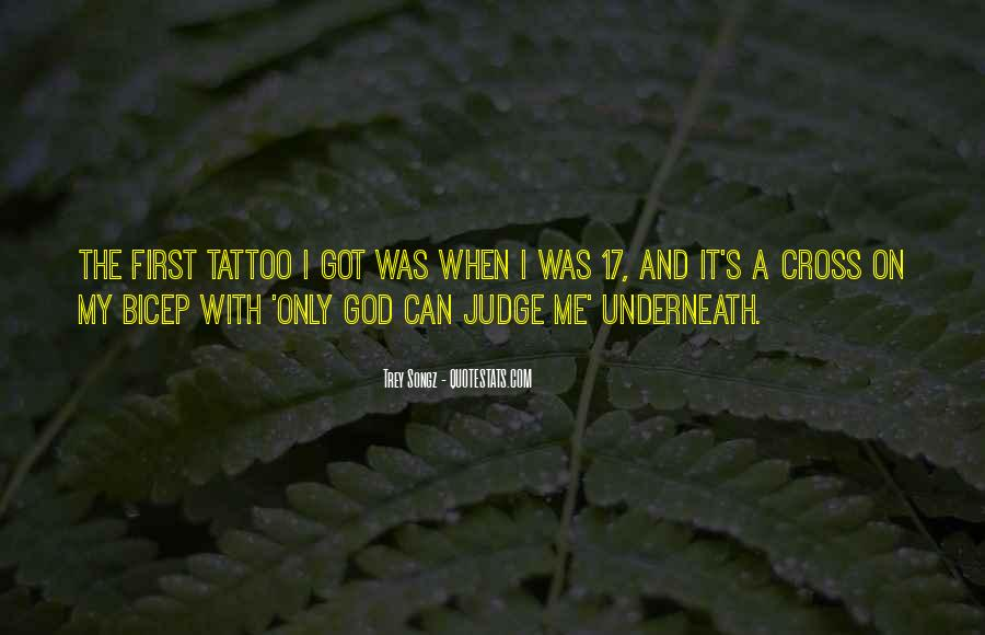 Top 48 Only God Judge Me Quotes: Famous Quotes & Sayings ...