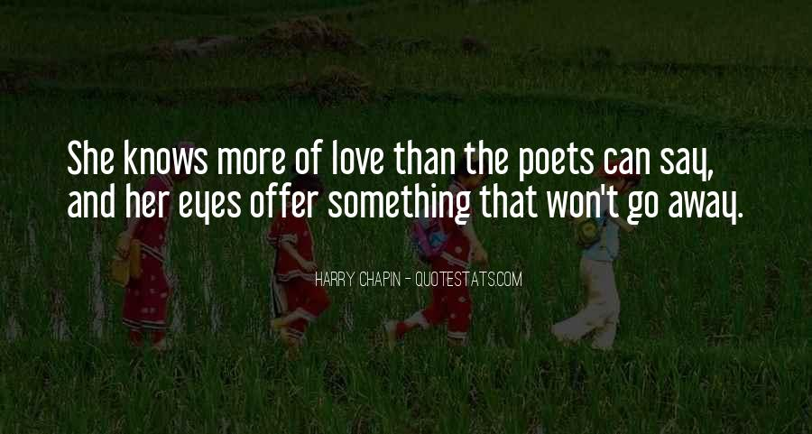 Only Have Eyes For You Quotes #1197