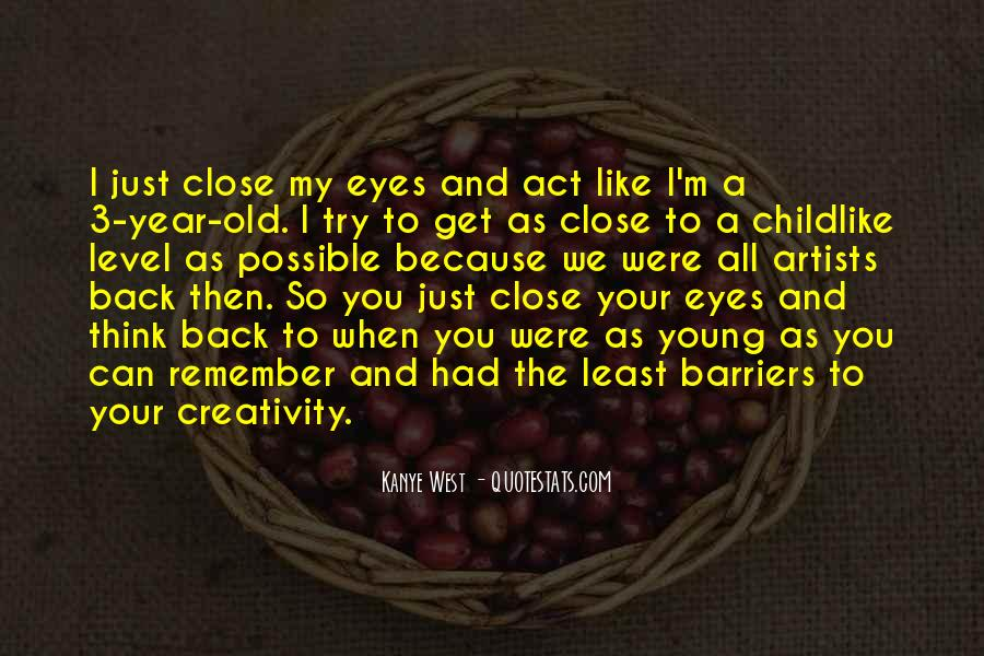 Only Have Eyes For You Quotes #3396