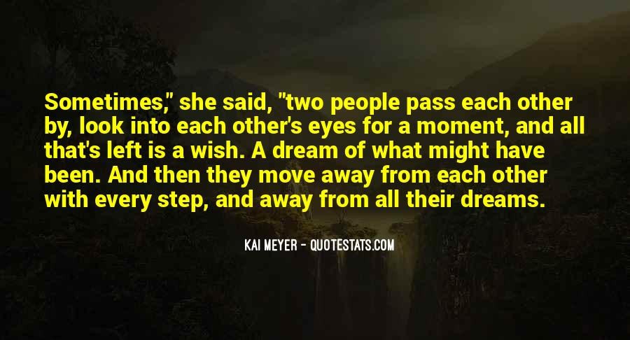 Only Have Eyes For You Quotes #4250