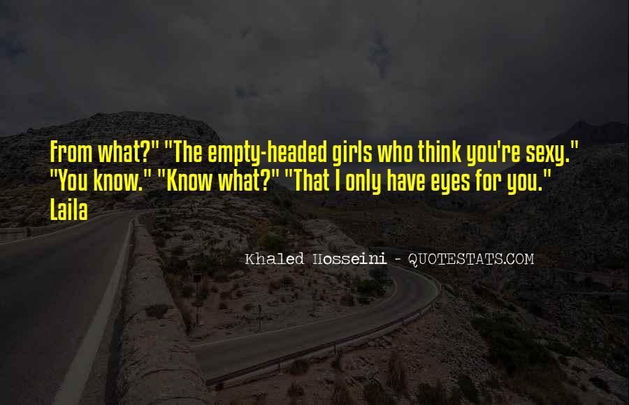 Only Have Eyes For You Quotes #49694